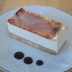 プリン・アイスケーキ