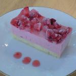 いちご・アイスケーキ