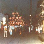 津島神社の竿燈祭り